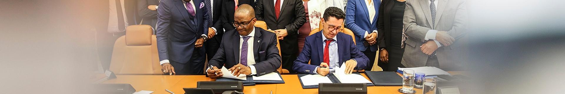 Partenariat BANK OF AFRICA – WEMA BANK