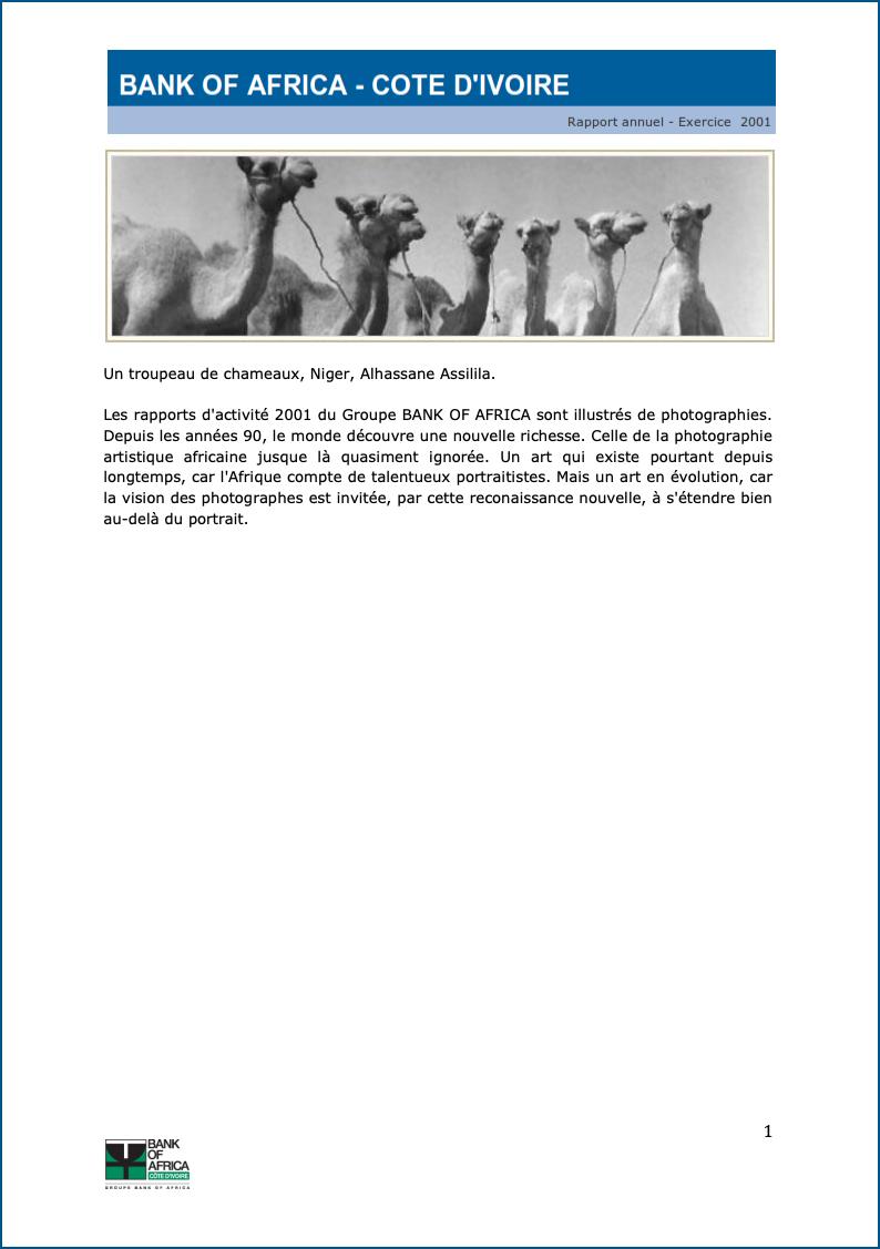 rapport2001